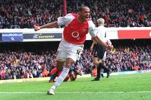 Iconic Moment: Henry hat-trick against Liverpool
