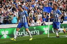 Goal of the day: Gross gets Brighton off mark
