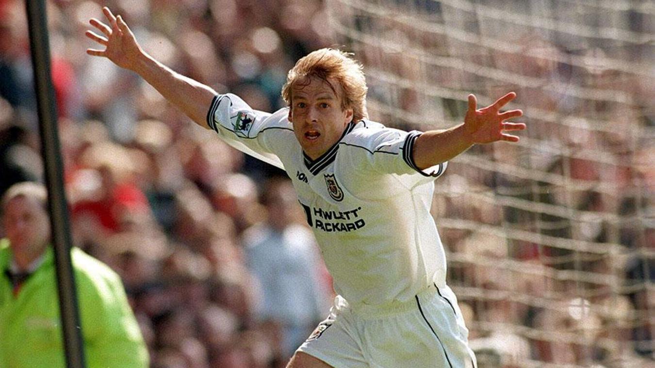 Jurgen Klinsmann, Spurs