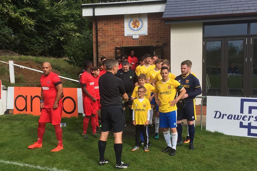 Ampthill FC teams