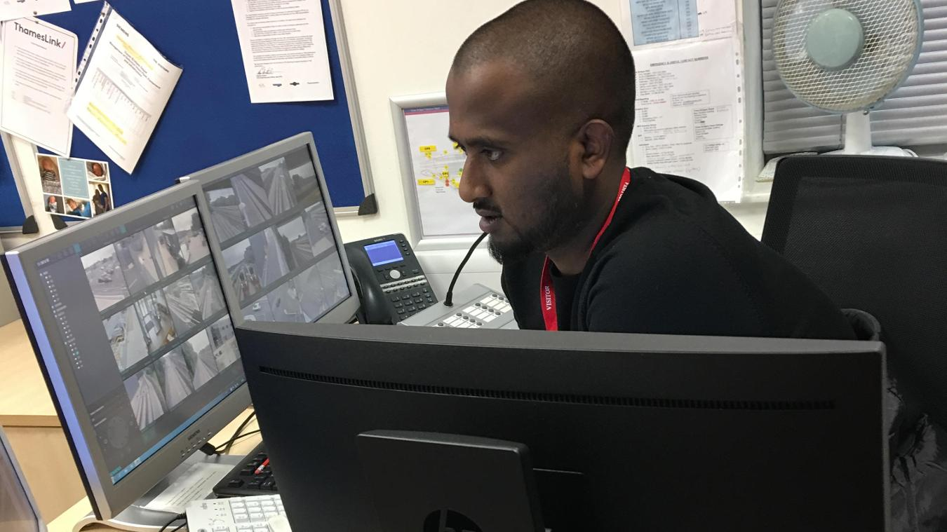Yaseen, Watford in the Community Trust, Rail Operating Centre
