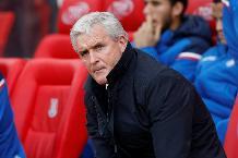 Stoke City v Southampton
