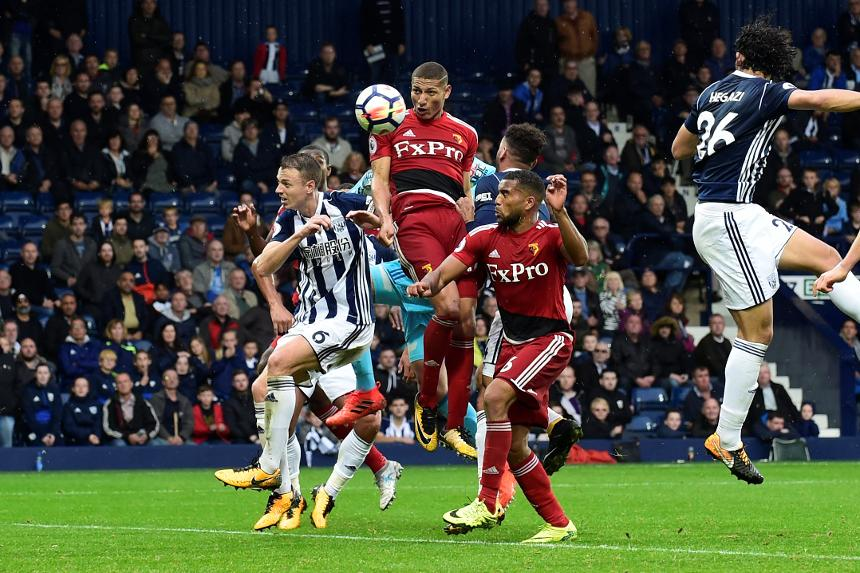 West Bromwich Albion vs Watford