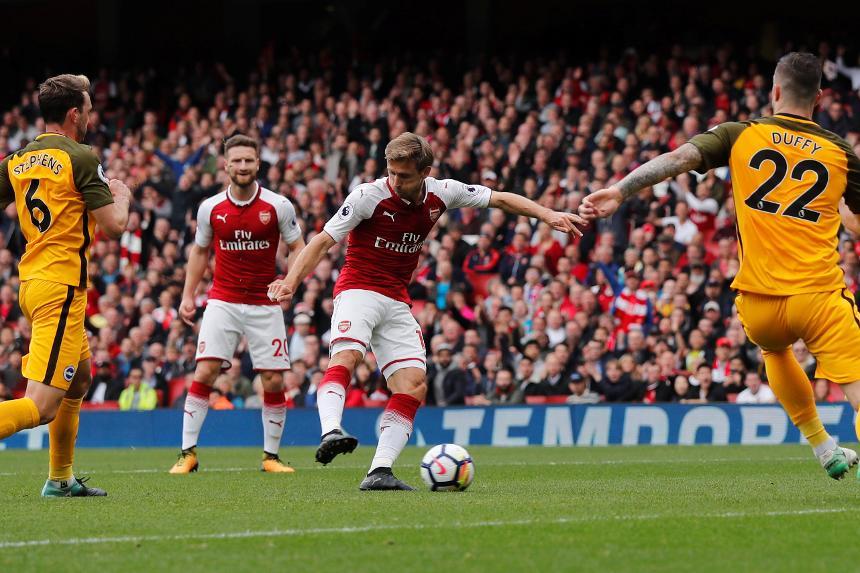 Nacho Monreal (Arsenal)