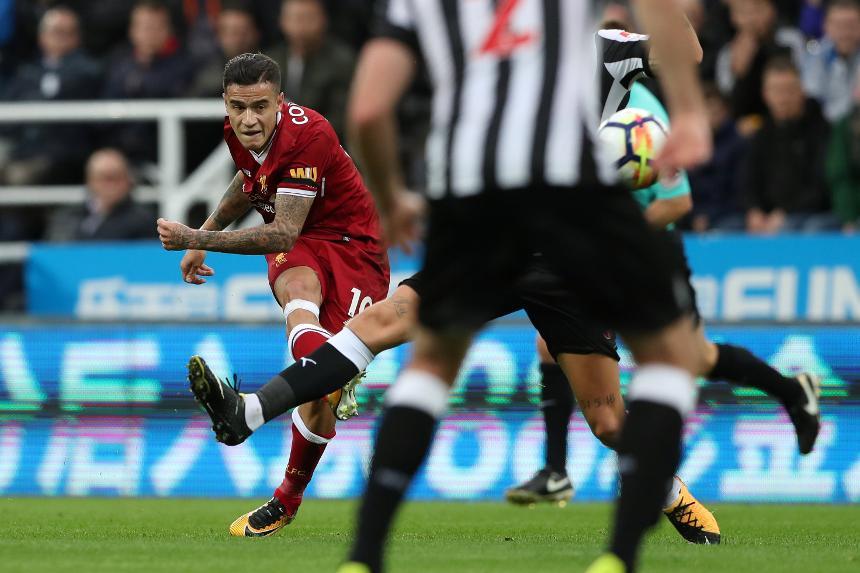 Newcastle United 1-1 Liverpool