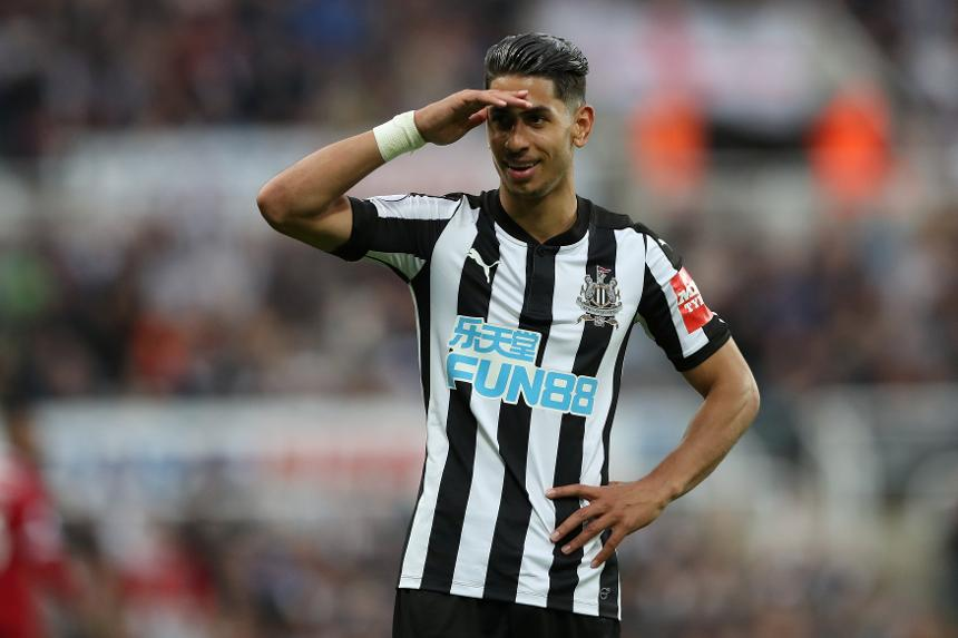 Ayoze Perez, Newcastle