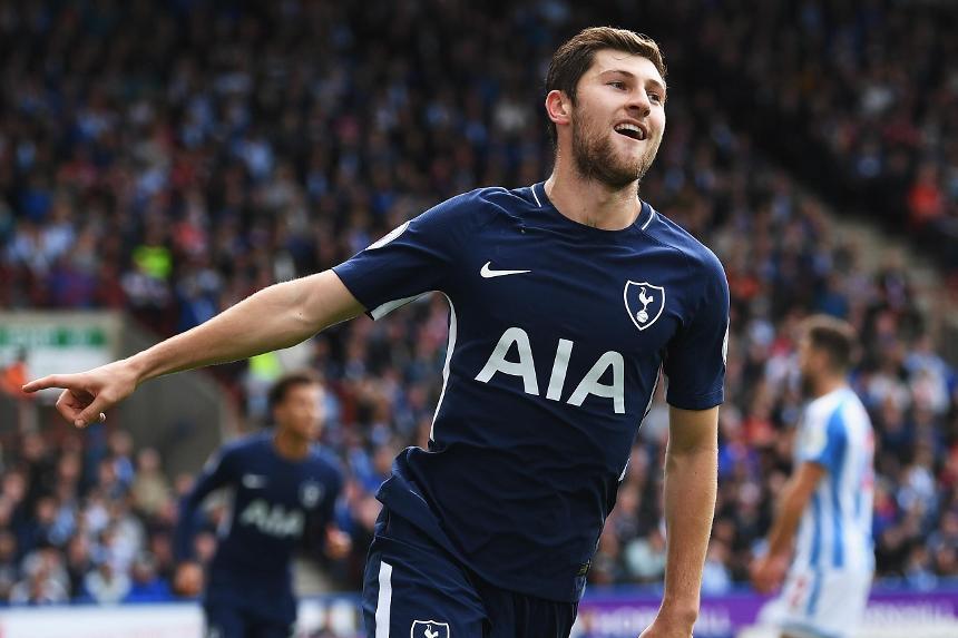 Ben Davies, Spurs