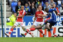 Goal of the day: N'Zogbia effort stuns Arsenal