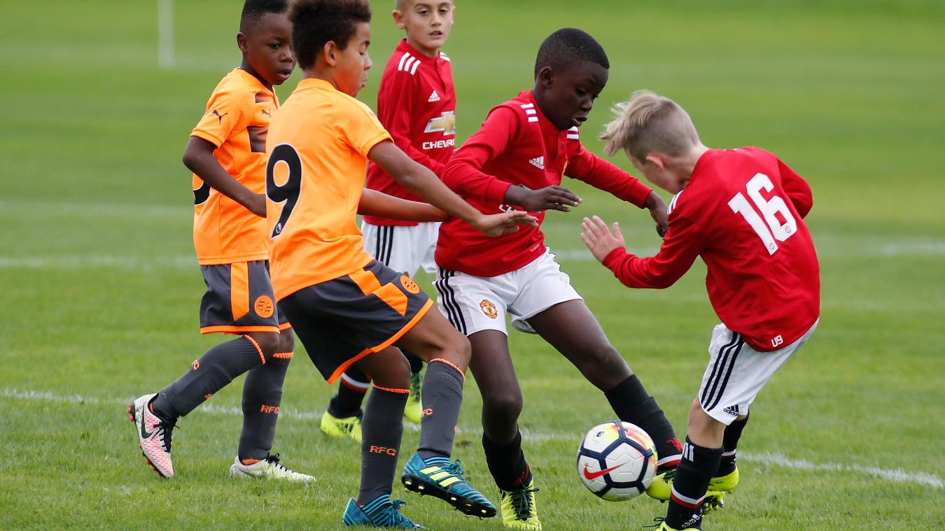 Festival Helping Under 9s On Path To Progress