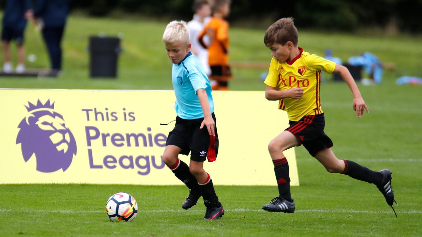 Premier League U9 Welcome Festival