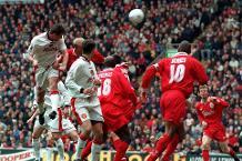 Classic match: Liverpool 1-3 Man Utd