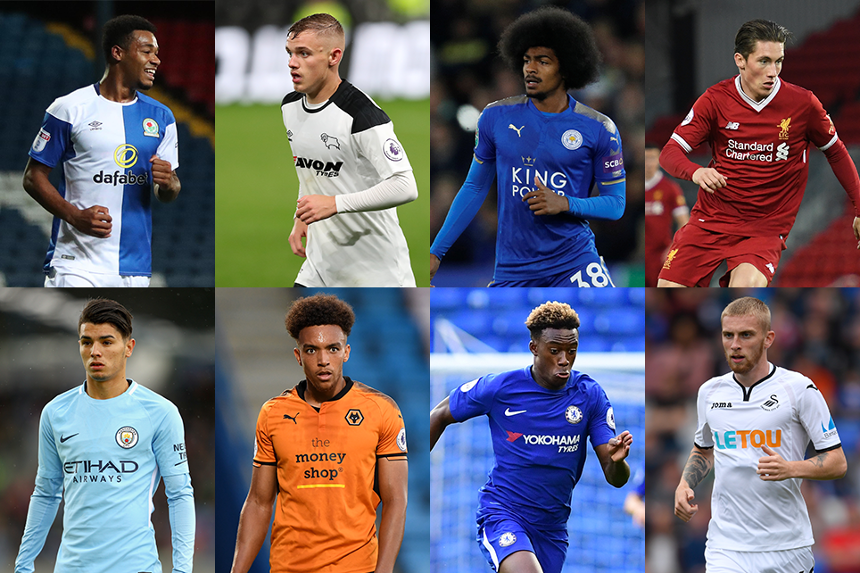 PL2 Player of the month shortlist, September 2017