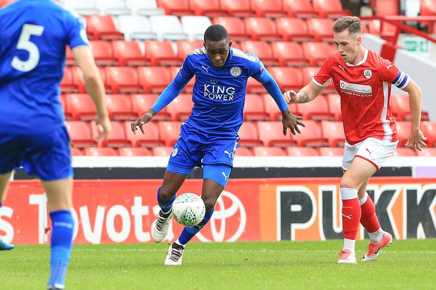 Barnsley v Leicester, PL Cup