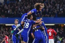 On this day - 23 Oct 2016: Chelsea 4-0 Man Utd