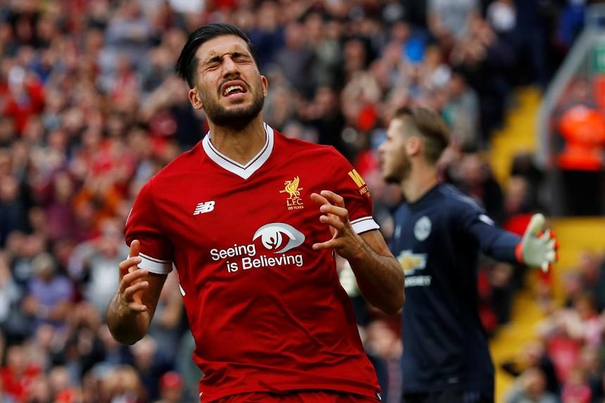 Emre Can, Liverpool