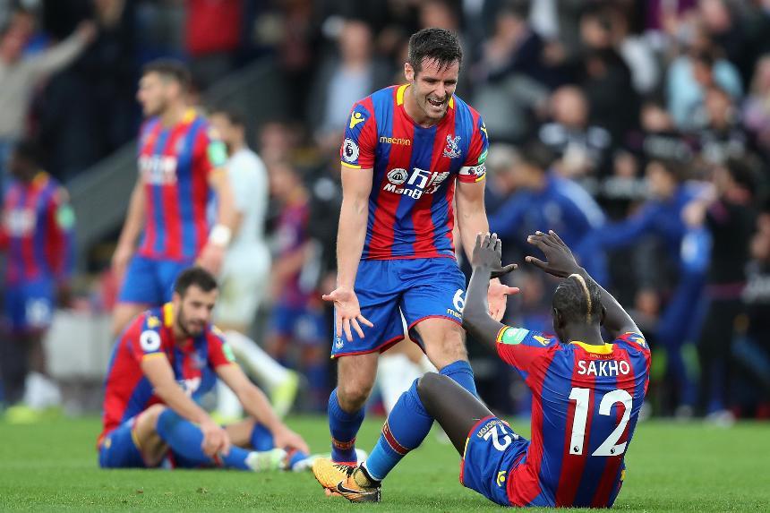 Crystal Palace v Chelsea