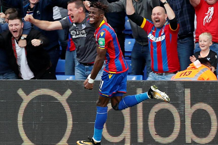 Crystal Palace 2-1 Chelsea