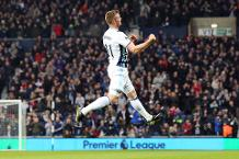 Goal of the day: Brunt's belter for West Brom