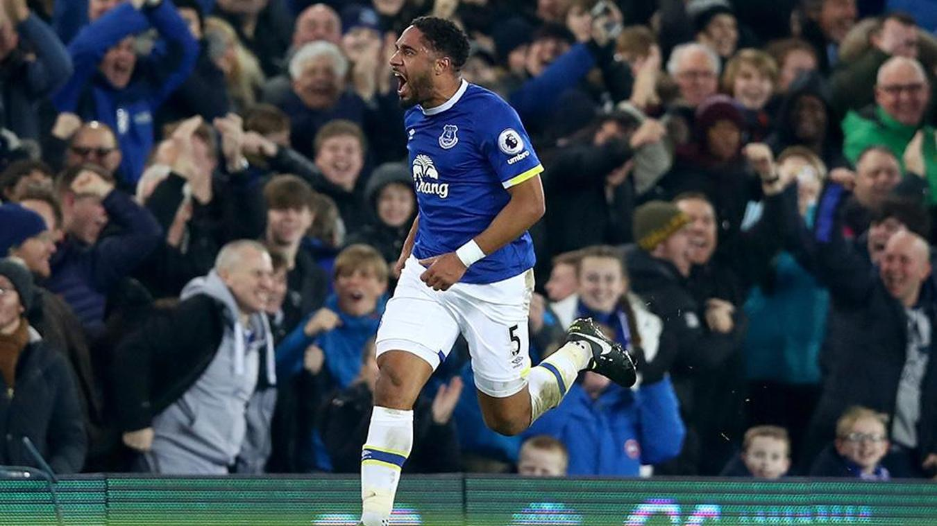 Ashley Williams, Everton
