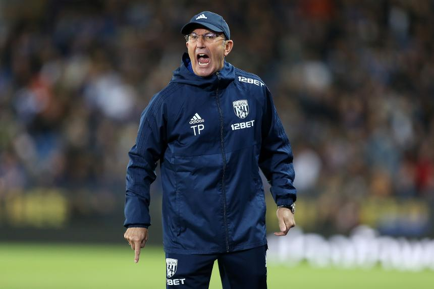 Leicester City v West Bromwich Albion - Tony Pulis