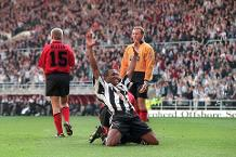 On this day in 1995: Newcastle 6-1 Wimbledon