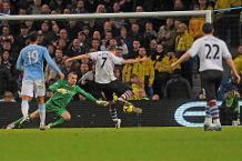 Classic match: Man City 3-3 Burnley