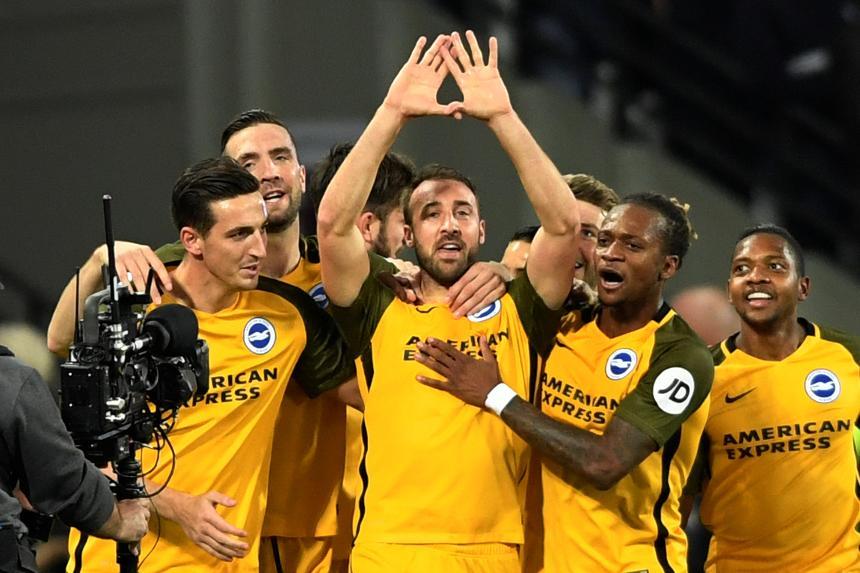 West Ham v Brighton & Hove Albion
