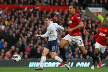 Classic match: Bale inspires Spurs at Old Trafford