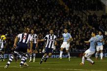Classic match: West Brom 2-3 Man City