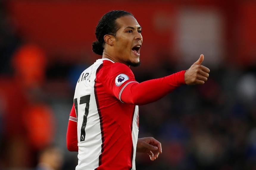 Liverpool Agree Van Dijk Transfer