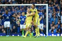 Iconic Moment: Chelsea score six at Everton