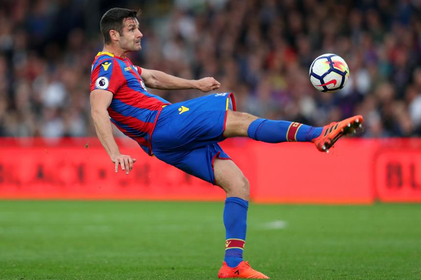 Scott Dann, Crystal Palace