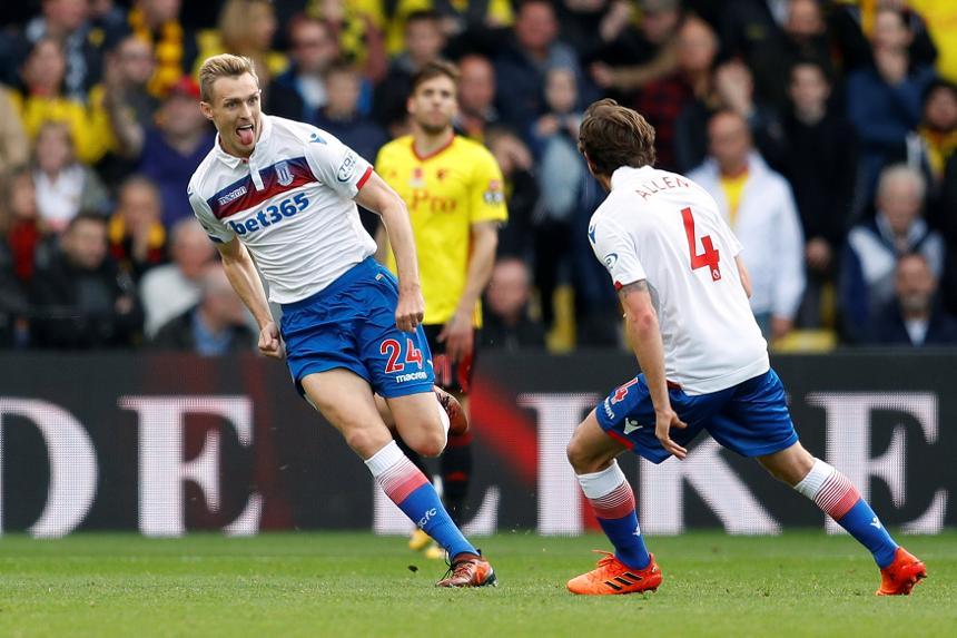 Watford 0-1 Stoke City