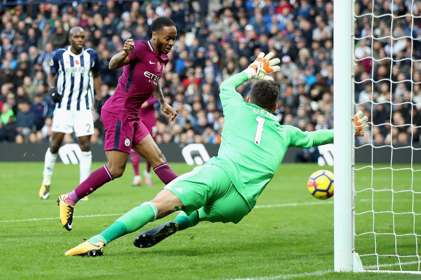West Bromwich Albion v Manchester City