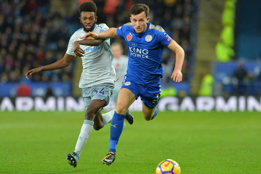Ben Chilwell, Leicester City