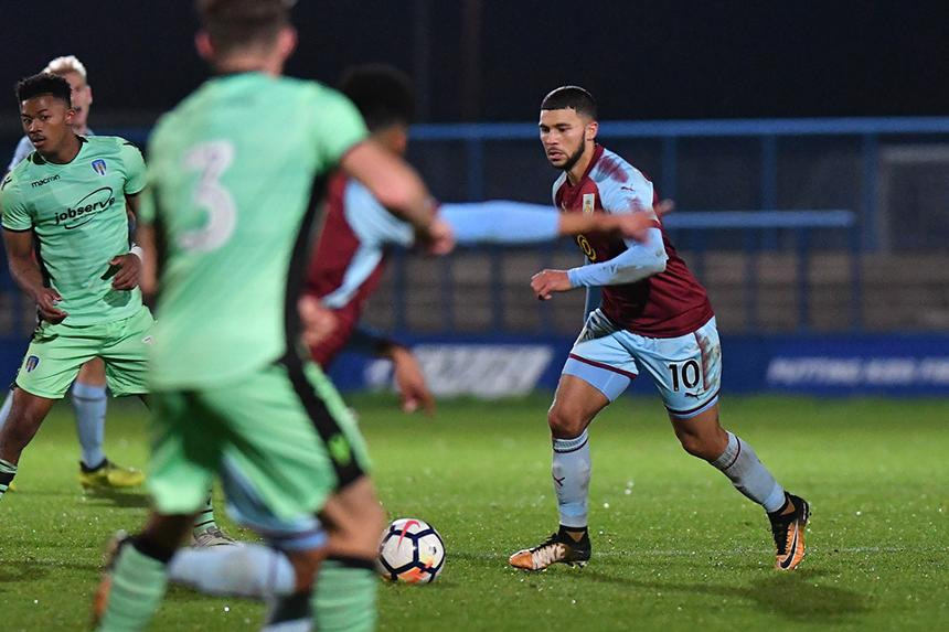 Nahki Wells, Burnley