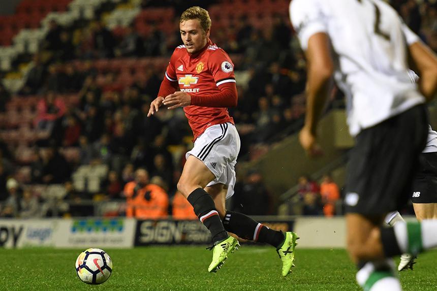 James Wilson, Man Utd