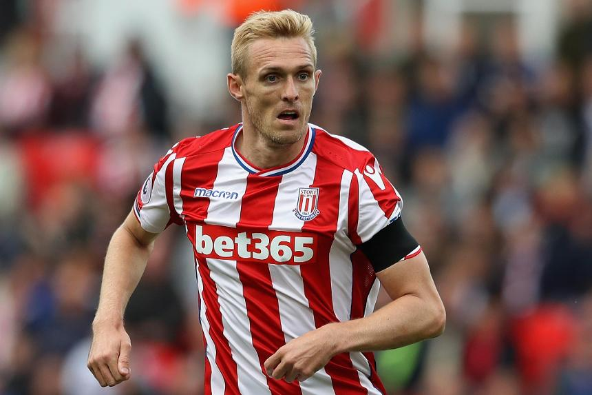 Darren Fletcher, Stoke City