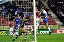 On this day in 2006: Wigan 3-2 Charlton