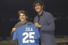 Gianfranco Zola joins Chelsea