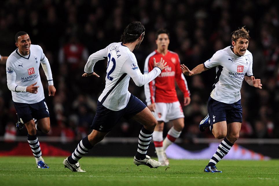 Classic match: Arsenal 4-4 Spurs