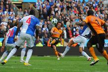 Goal of the day: Hunt's heroics for Wolves
