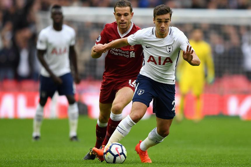 Harry Winks, Spurs