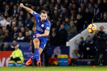 Goal of the day: Drinkwater's stunning volley