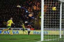 Flashback: Hughton's Norwich stun Man Utd