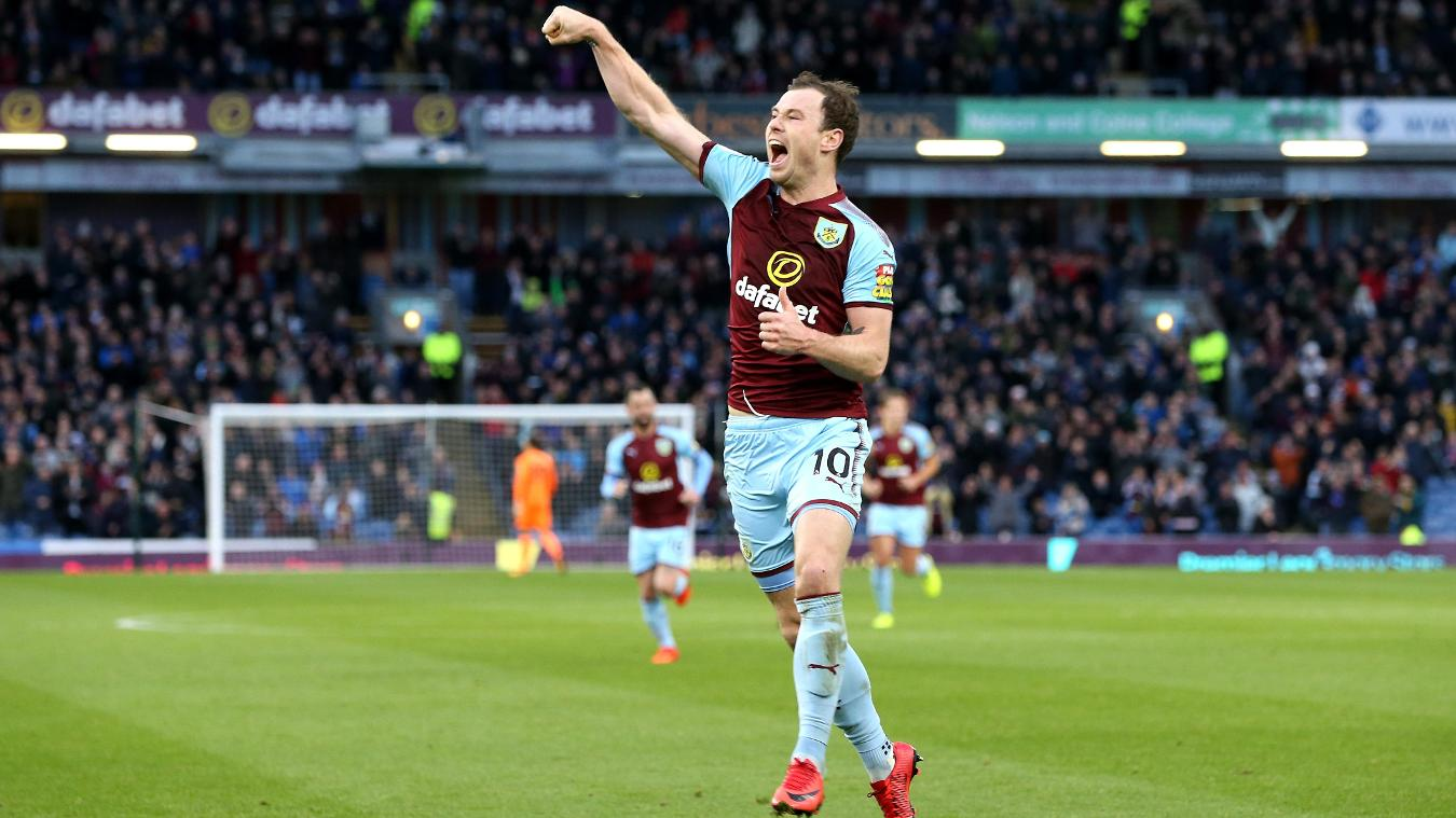 Burnley 2-0 Swansea City