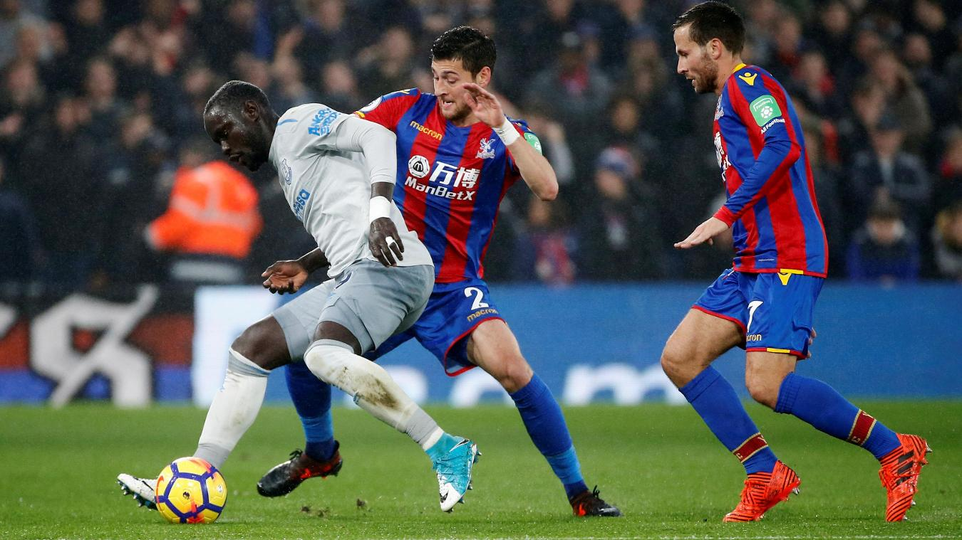 Crystal Palace 2-2 Everton