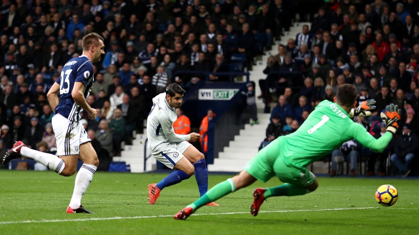 West Bromwich Albion 0-4 Chelsea