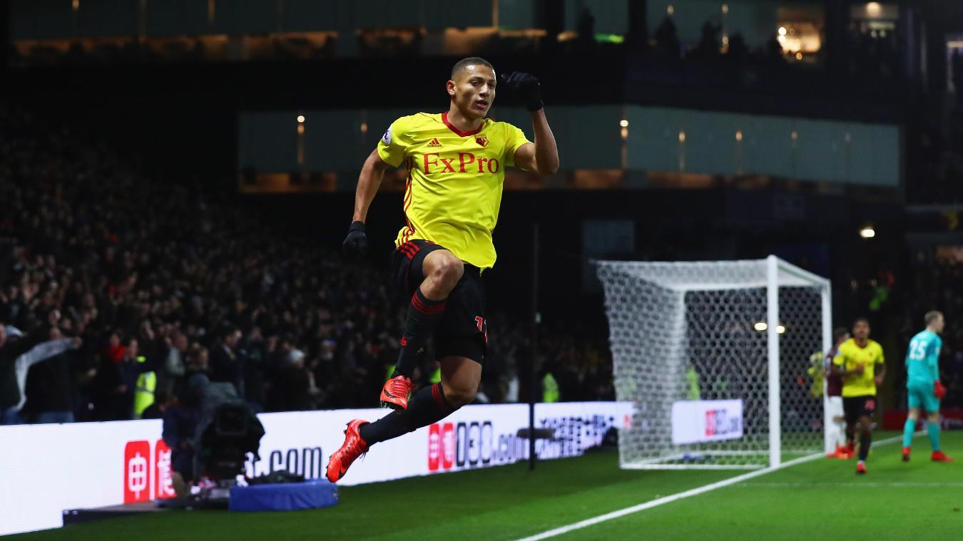 Watford 2-0 West Ham
