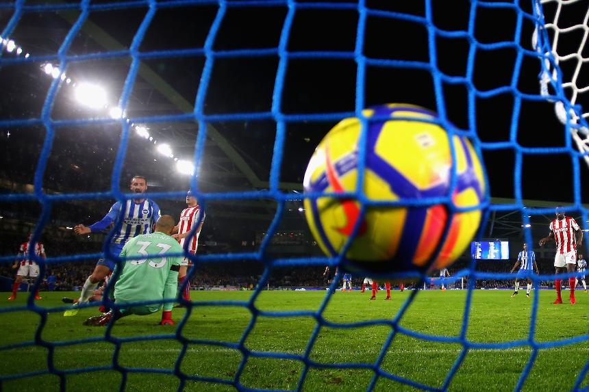 Brighton & Hove Albion v Stoke City